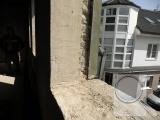 Ostění okna, před vnitřním zateplením